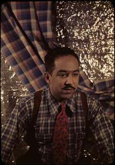 Langston Hughes Papers, Letters, manuscripts, and photographs that document the life of the African-American poet. African American Poets, African Americans, Langston Hughes, Harlem Renaissance, African Diaspora, Thats The Way, Black History Month, The Past, Books
