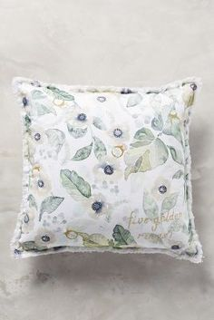 Twelve Days Cushion