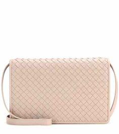 Intrecciato leather shoulder bag | Bottega Veneta