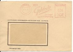 Leipziger Goldeck Werke  - GS von 1965 (Betrieb existiert heute noch) xL Bilder  | eBay