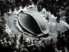 Architecture Spotlight: Eero Saarinen�s Skating Rink