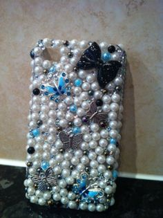 customer comission butterfly case