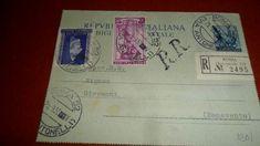 Collezionismo storia postale francobolli