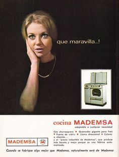 Cocinas Mademsa Chile, Movie Posters, Movies, Hot, Retro Advertising, You Are Awesome, Memories, Antigua, Kitchens