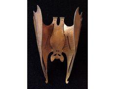 Hey, I found this really awesome Etsy listing at https://www.etsy.com/listing/80260602/metal-bat-vampire-halloween-bat-vampire
