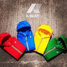 When K•WAY first launched back in 1965 the Klassic windbreaker only came in 4 solid colors. It is now available in over 30 colors and prints combined! Which color/print would you like to see next?