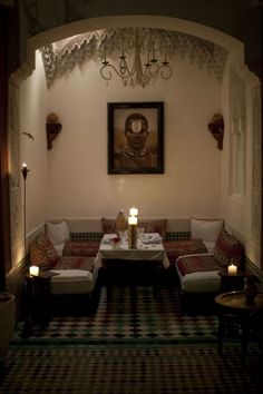 Top luxury Medina hotel for sale in Marrakech (Morocco, Marruecos, Maroc) I LOVE Morocco decor and furnishings!