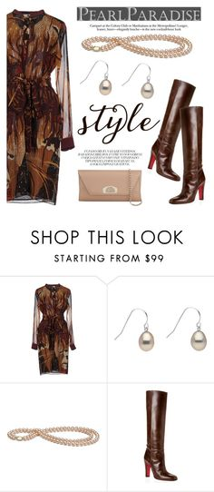 """NEW CONTEST IN OUR GROUP"" by pearlparadise ❤ liked on Polyvore featuring Gucci, Christian Louboutin and pearlparadise"