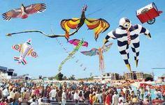 Kite Day in India