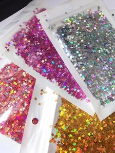 Glitter Crafts, Resin Crafts, Resin Art, Jewelry Crafts, Diy Crafts, Diy Back To School Supplies, Slime, Princess Dress Up, Art Journal Techniques