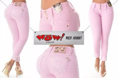 Pantalón colombiano WoW Jeans +Modelos en:  http://www.ropadesdecolombia.com/index.php?route=product/category&path=112  #pantalones #jeans #pantalonescolombianos #pantalon