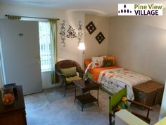 Pine view village apartments on pinterest pine apartments and clubhouses for One bedroom apartments in flagstaff az