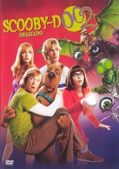 Scooby-Doo 2, desatado / directed by Raja Gosnell  #cine #cinema #películas #pel•lícules #film #biblioteca #movies#library