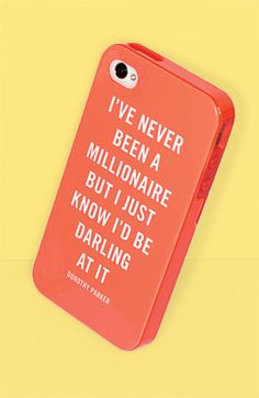 You'd be just darling! kate spade new york iPhone 5 case