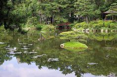 Hiroshima Shukkeien Garden