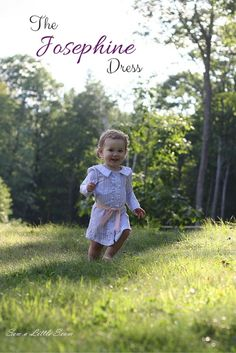 Button Up Dress from Violette Field Threads