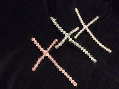 I just listed Crosses Set of Three Crosses all Ready to Hang on The CraftStar @TheCraftStar #uniquegifts
