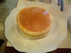 喫茶店ワンモア(江戸川区平井) ホットケーキ(530円)