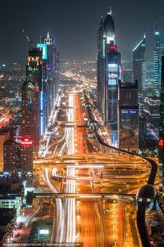 Вадим Махоров - Дубай с крыш / Dubai from the roofs