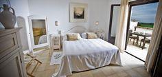 camera da letto in Borgo Bianco
