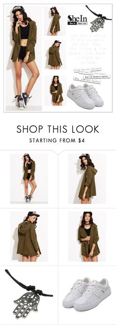 """""""SheIn 1/10"""" by smajicelma ❤ liked on Polyvore featuring WithChic"""
