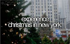 bucket list lista Christmas in New YorkExperience Christmas in New York Bucket List Life, Life List, Bucket List For Girls, New York Bucket List, Bucket List Quotes, What's Life, Rockefeller Center, New York Noel, Bucket List Before I Die