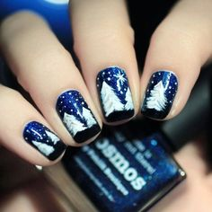 Christmas Nails Art Idea