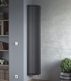 Make every corner of a room interesting, our Mitad radiator does just that. The Mitad makes use of wasted space in a corner and is a real design feature. Tall Radiators, Flat Panel Radiators, Vertical Radiators, Column Radiators, Contemporary Radiators, Contemporary Design, Stainless Steel Radiators, Designer Radiator, Higher Design