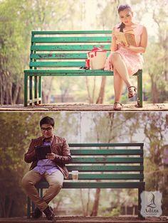 Auliya - Brema I Pre Wedding Outdoor Furniture, Outdoor Decor, Park, Photography, Wedding, Facebook, Valentines Day Weddings, Photograph, Fotografie