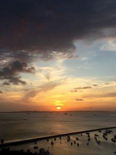 Salvador, Bahia, sunset