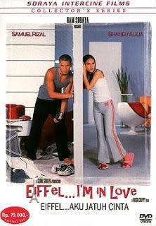 Download Movies, Series and Animes: [Movie] Eiffel I'm in Love (2003)