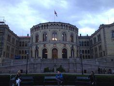 Oslo - Parliament