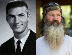 Before They Were Stars | Phil Robertson of Duck Dynasty