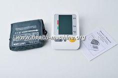 awesome Ψηφιακό όργανο ελέγχου πίεσης του αίματος με την ανώτερη μανσέτα βραχιόνων, ψηφιακό όργανο ελέγχου της BP