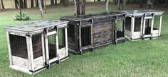 We know you have choices when deciding what best fits your home, budget, and most importantly, your dog.  Our crates are made from the best materials.  While each Kennel & Crate is available in a standard or custom size, we handcraft each one individually.  We are passionate about quality and customer service.