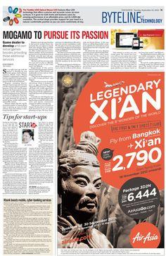 Byteline and Technology, September 25, 2012