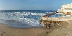 Praia das Maçãs ( Apples beach) Sintra region