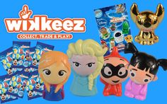 Disney Wikkeez