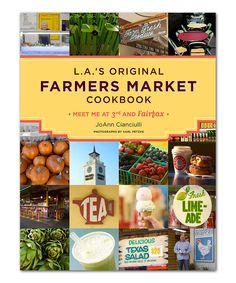 Loving this L.A.'s Original Farmers Market Cookbook Paperback on #zulily! #zulilyfinds