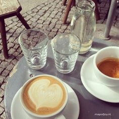 The Barn, Berlin, coffee hotspot - Map of Joy