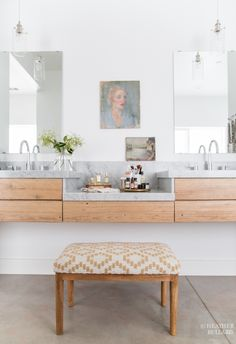BECKI OWENS - 10 Amazing Inspirations for Concrete Flooring