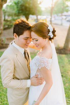 Herwin & Caryl Wedding ~ Joemar Cabasan Photography - Destination Wedding Photographer from General Santos City General Santos, Lace Wedding, Wedding Dresses, Destination Wedding Photographer, City, Photography, Fashion, Bride Dresses, Moda