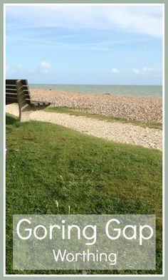 Goring Gap, Worthing, a lovely place for a walk by the sea and pebbled beaches Days Out With Kids, Family Days Out, Days Out In England, Places Ive Been, Places To Visit, Worthing, Seaside Towns, East Sussex, Beach Pictures