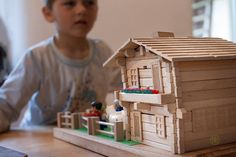 Wood Toy,Hand-made item, Construction Kit,Education, evelops imagination,System of building sets,supplement by CzechTraditionTrade on Etsy