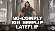 No-Comply Big Heeflip Late-Flip: Beanie || ShortSided – Brett Novak: Source: Brett Novak – Filmer. Skater. Hopeful Creator.
