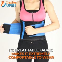 Stretch & Adjust Waist Belt 😍 Put it on for instant, gorgeous, hourglass curves and sculpt your figure for a slimmer appearance. The belt firmly wraps around your midsection, including both the upper and lower abdomen. It increases perspiration as you go Fitness Workouts, Workout Routines, Costume Carnaval, Lower Abdomen, Daily Activities, Waist Training, Get In Shape, Health Fitness, Weight Loss