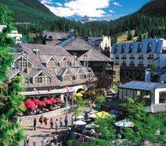 Whistler, BC - we're fortunate to make this an annual summer getaway for the family.  Every year we find something new and adventurous!