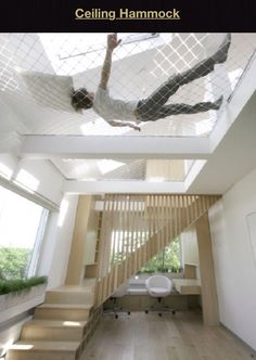 That's is super cool, I would hang out here all day! :)