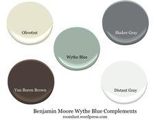 wedgewood gray benjamin moore - Google Search