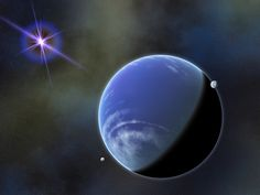 https://flic.kr/p/azhVBV   Record-Breaking Photo Reveals a Planet-sized Object as Cool as the Earth   An artist's impression of the coldest imaged companion, named WD 0806-661 B, (right foreground) orbiting at a large distance from a white dwarf --the collapsed-core remnant of a dying star.   Credit: NASA Goddard Space Flight Center/Francis Reddy